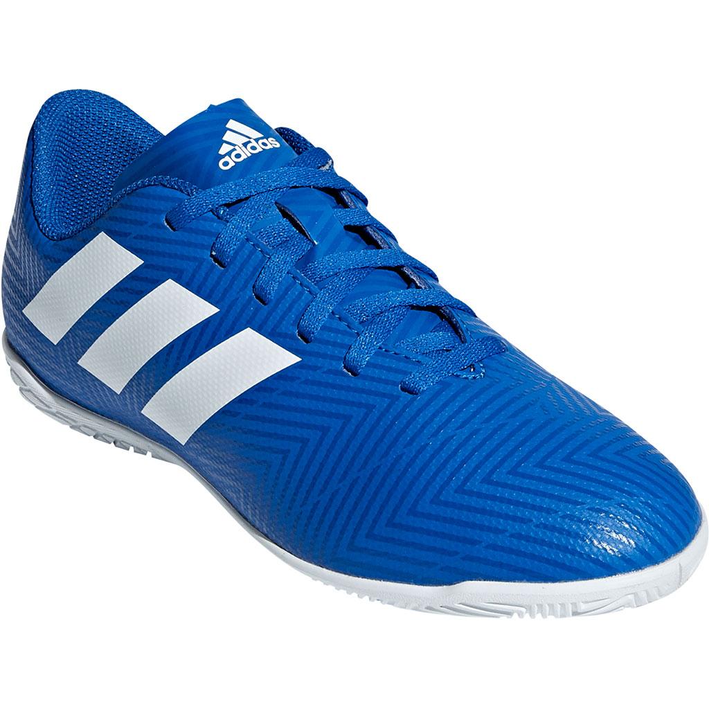 Adidas Nemeziz Tango 18.4 Hallensportschuh Blue White Kinder
