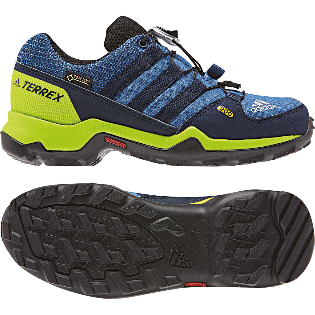 official supplier differently run shoes Adidas Terrex GTX® Hiking Boot Trace Royal Kids