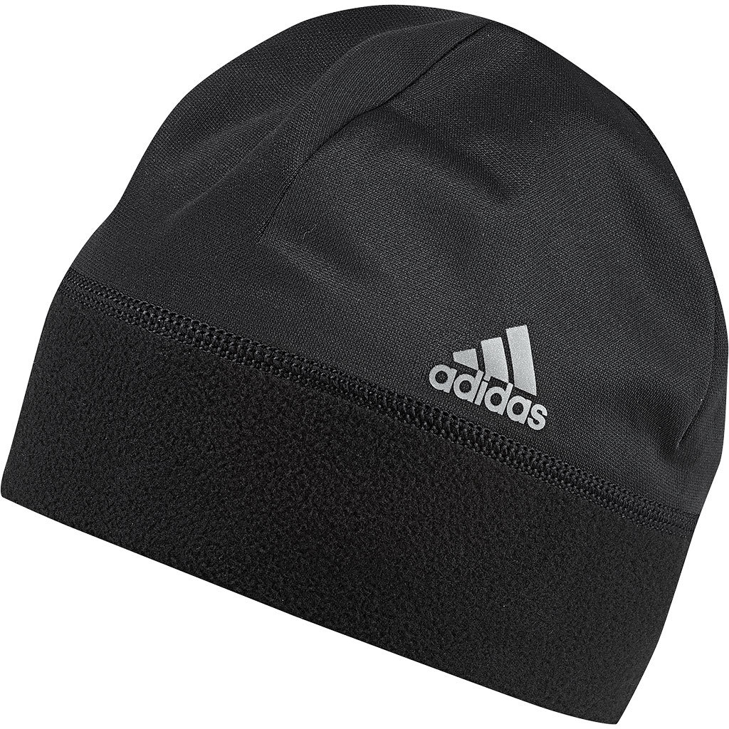 5b7ade6a ... one size 360c0 ca3dd; discount code for adidas climawarm beanie black  reflective silver kids 9ab14 61c6d