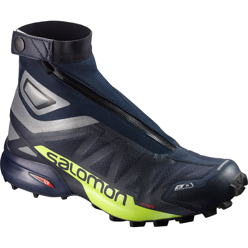 SNOWCROSS 2 CSWP - Laufschuh Trail - black