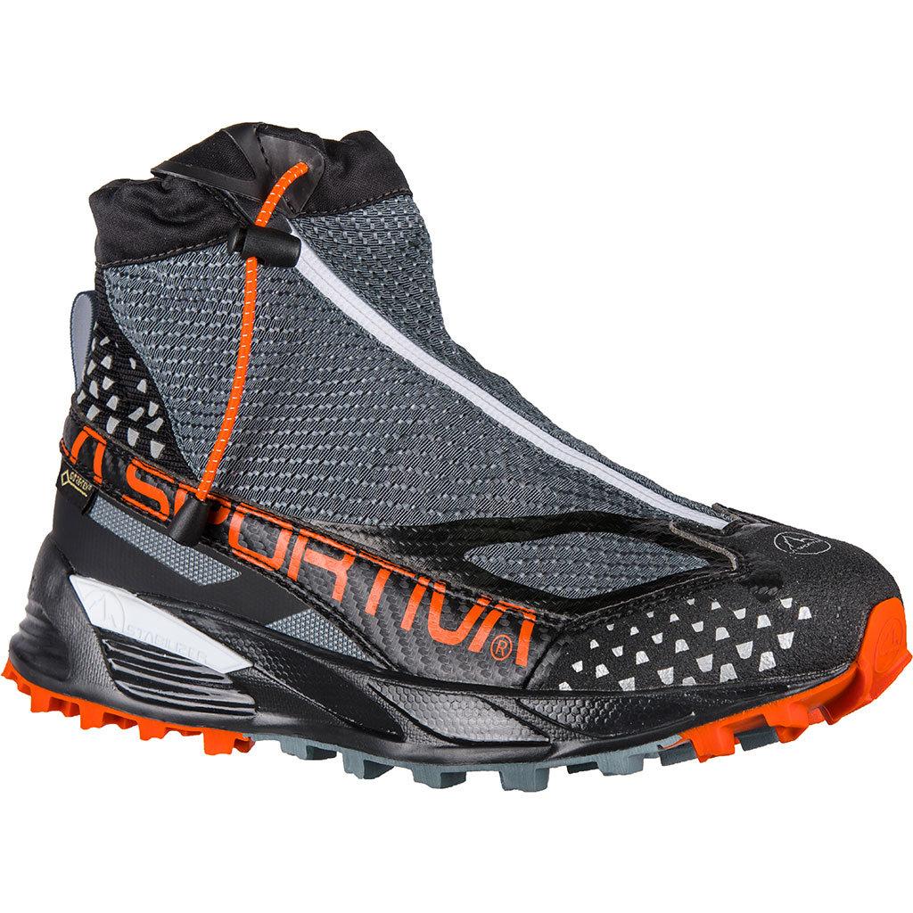 La Sportiva Crossover 2.0 GTX® Runningschuh Slate Pumpkin Damen