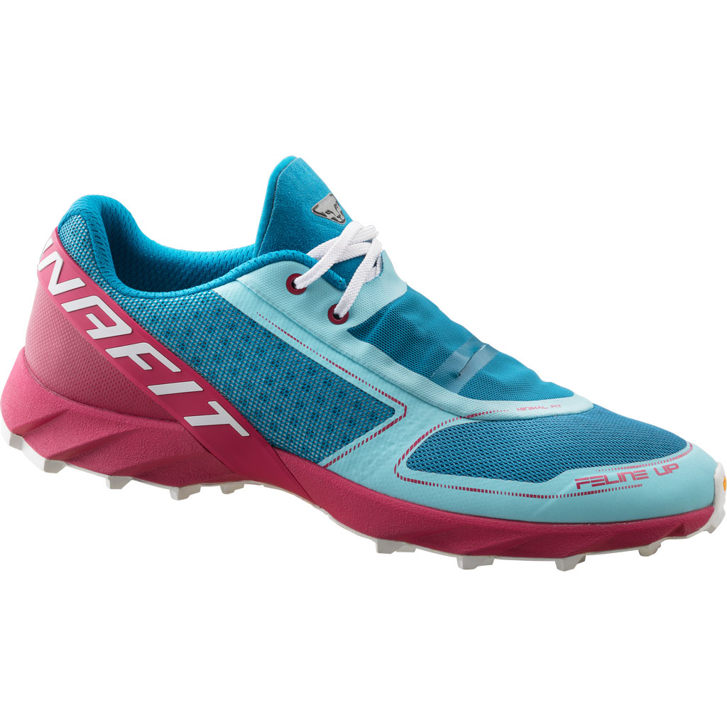 Up Blue Feline Shoes Dynafit Running Women Mykonos 5RLjq34A