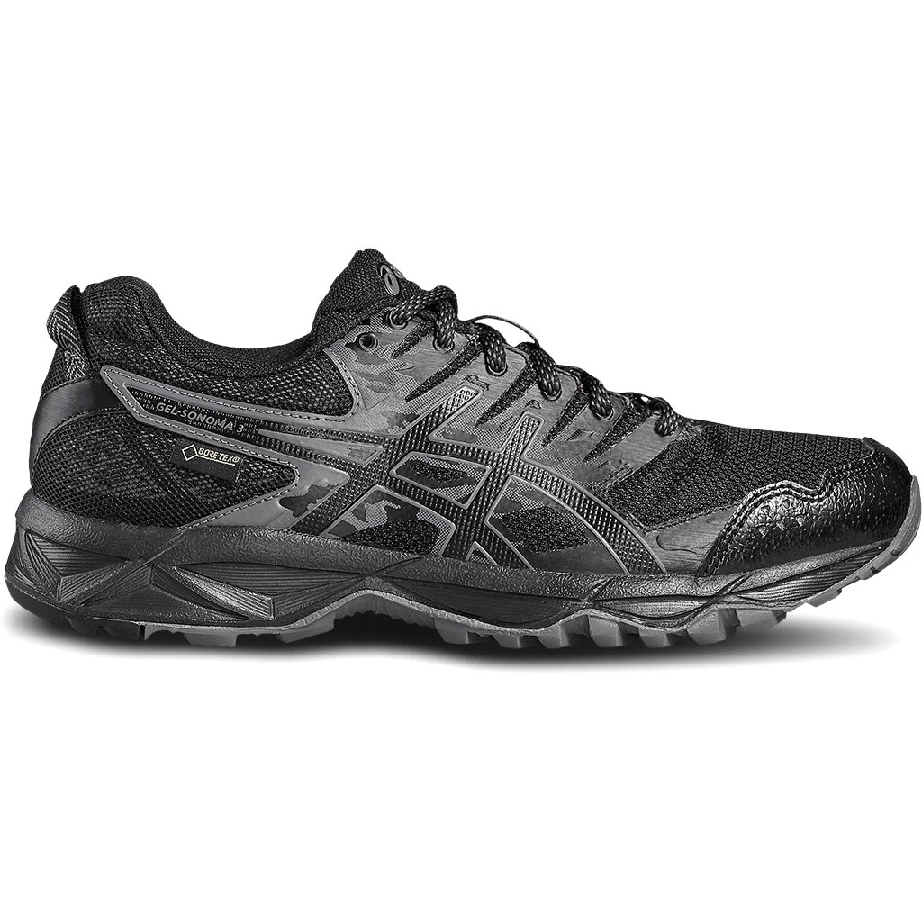 Asics Gel Sonoma 3 GTX® Running Shoes BlackOnyxCarbon Women
