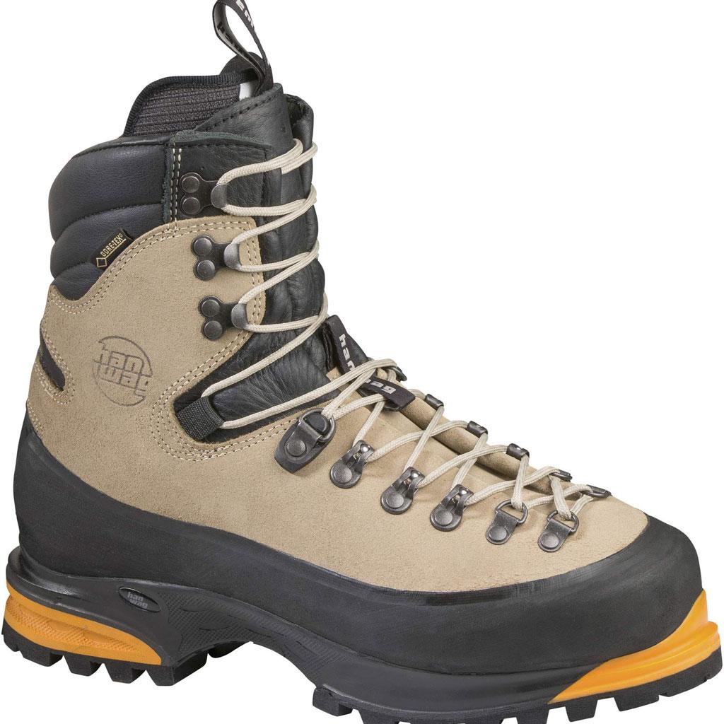 4e61b453547 Hanwag Omega GTX® Mountaineering Boots Lärche / Light Brown Men