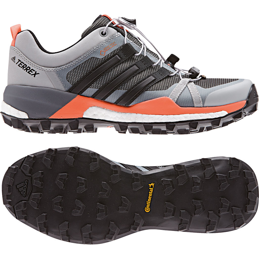 Adidas Terrex Skychaser GTX® Runningshoes Grey / Black Women