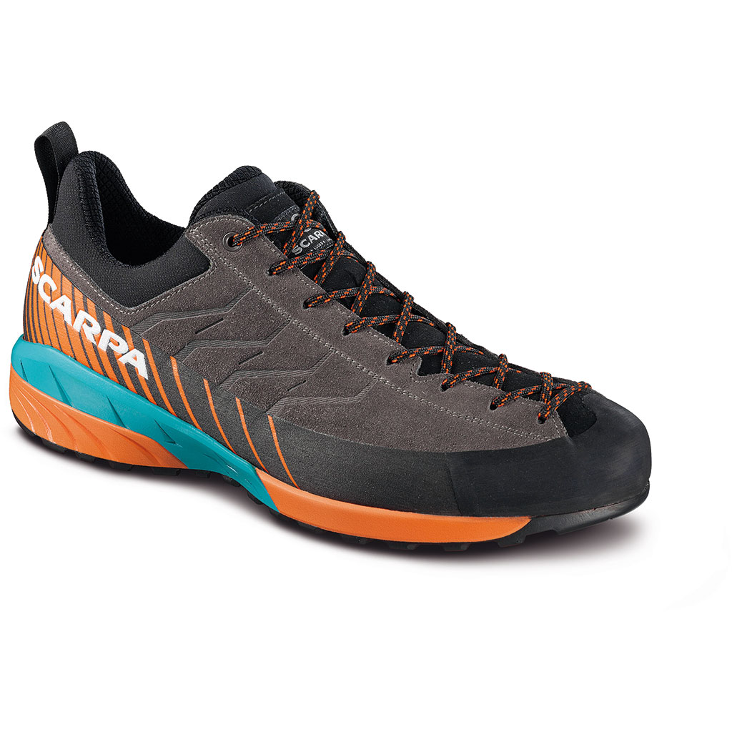 Scarpa MESCALITO - Hiking shoes - titaniuim/tonic UPV7nIpdgJ