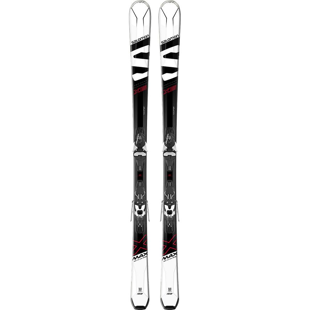 8272b238046b Buy Salomon X-MAX X6 + Mercury 11 online at Sport Conrad