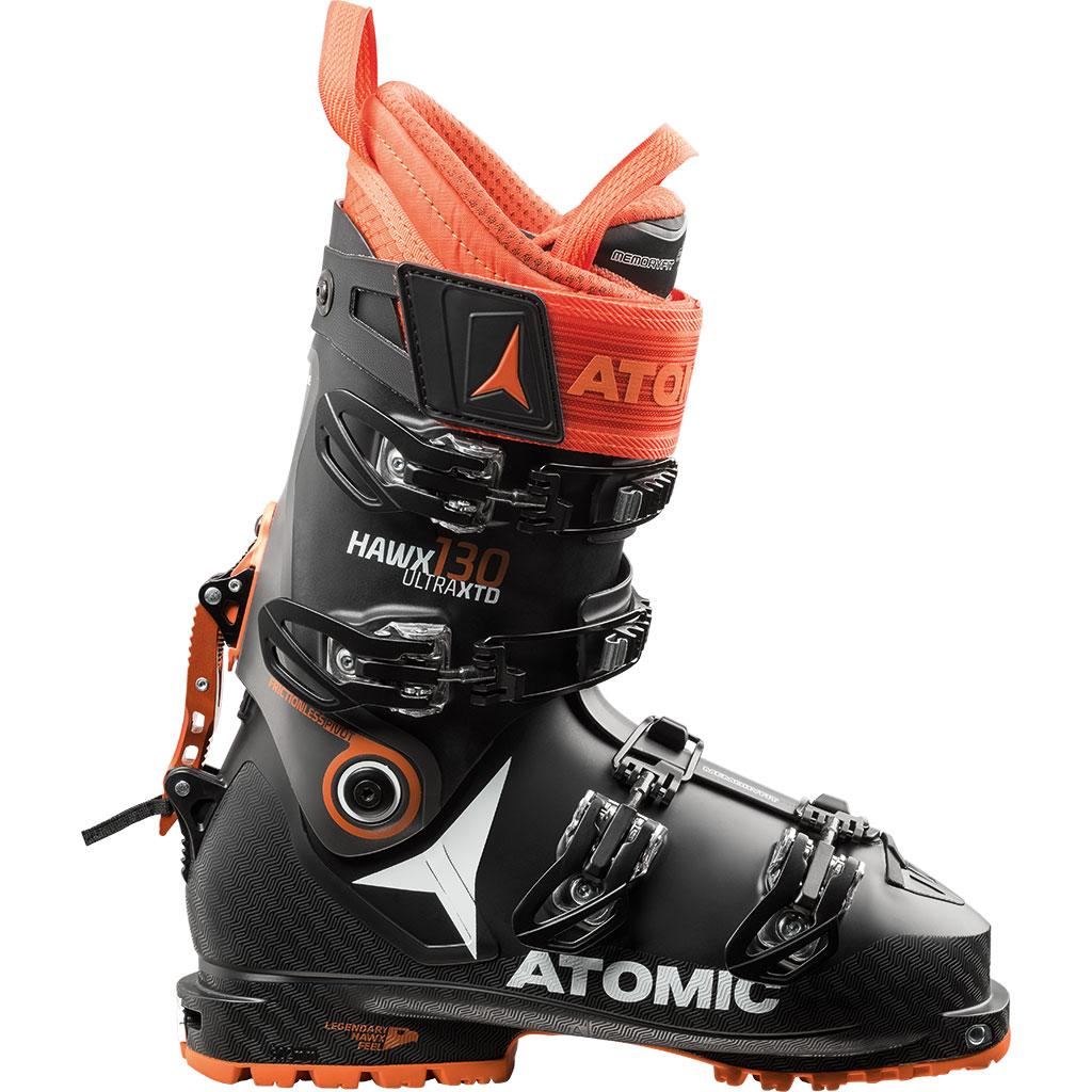 huge discount ddb2a 6cc32 Atomic Hawx Ultra XTD 130 Ski Touring Boots Black/Orange Men
