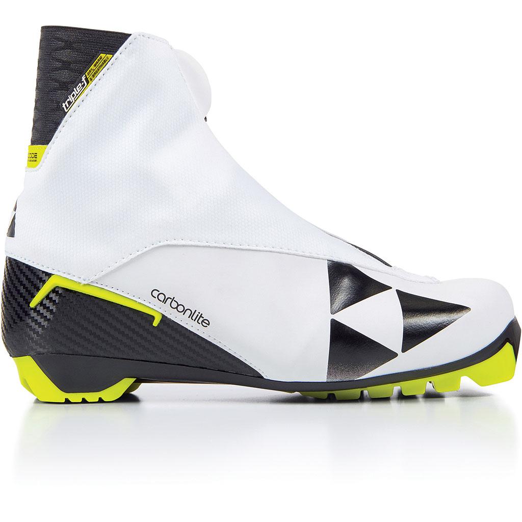 Fischer RCS Carbonlite Classic NNN Classic Schuh Weiß Damen