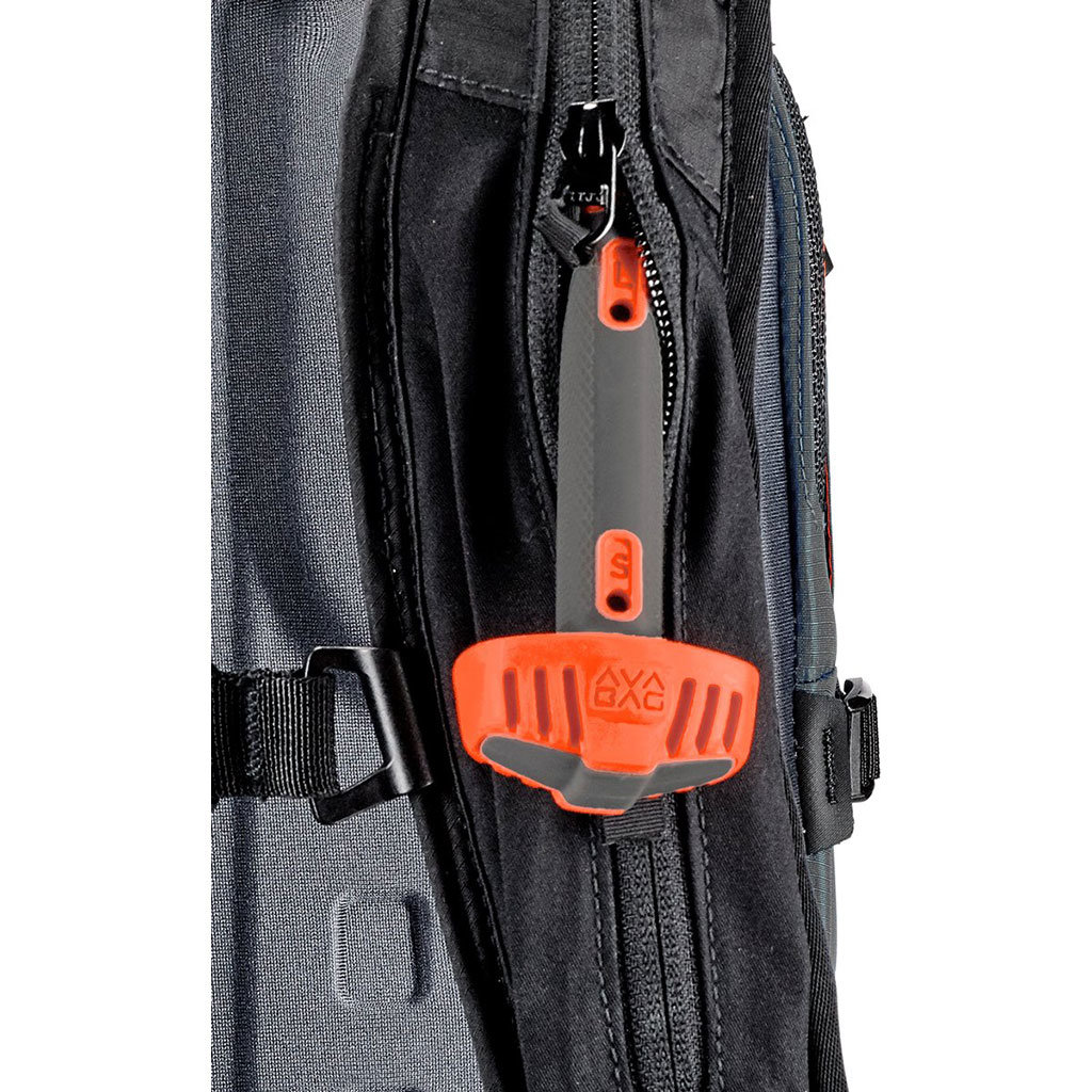 Ortovox Ascent 30 Avabag Avalanche Backpack (without Cartridge) Black Anthracite