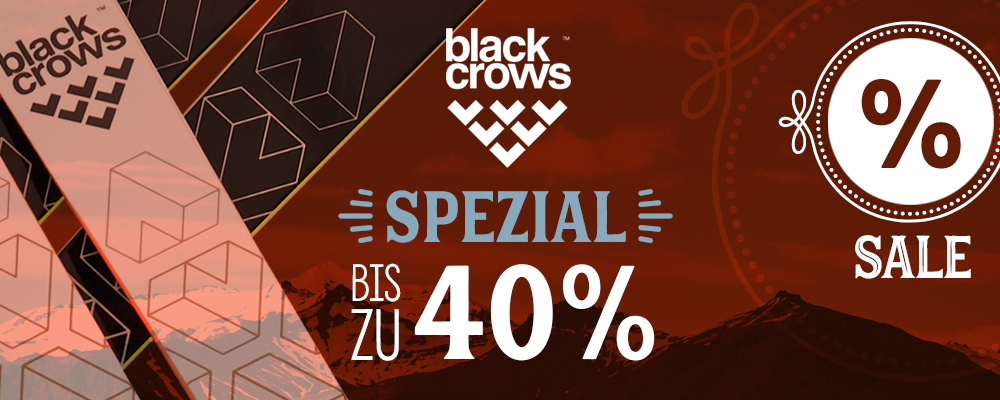*1 Black Crows Spezial