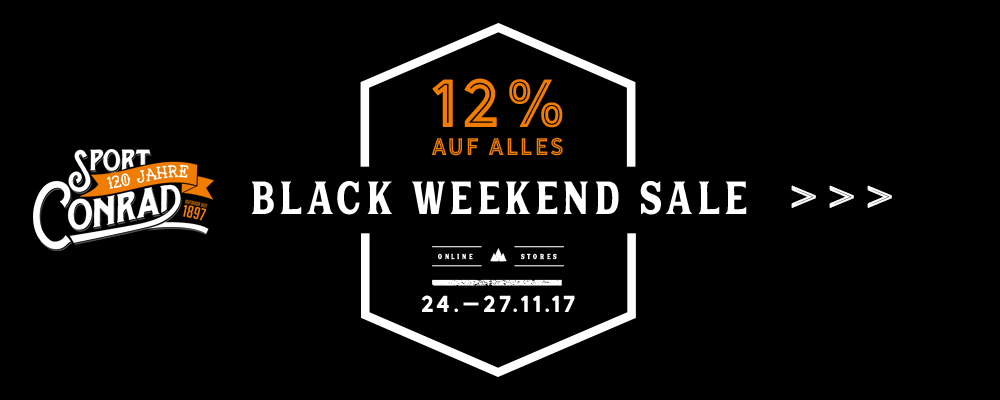 *Black Weekend Sale