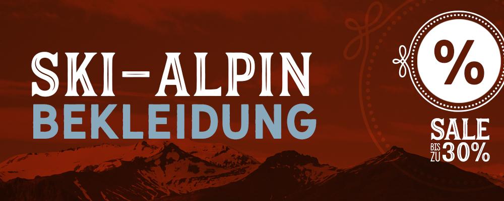 *Sale Alpinskibekleidung