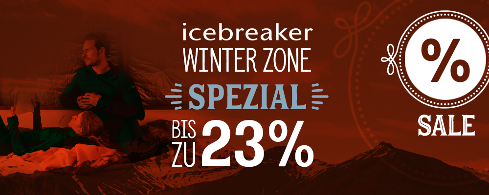*4 Icebreaker Winter Zone
