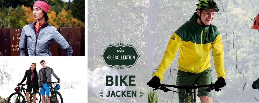 *2-Bike-Jacken Sommer