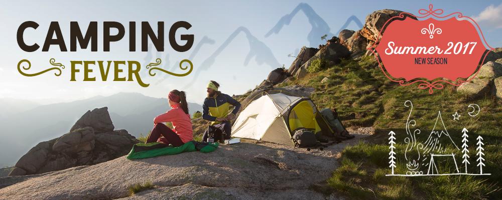 *Camping