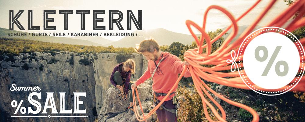 *Summer Sale Klettern