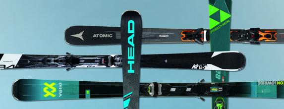 All Mountain Ski inkl. Bdg.