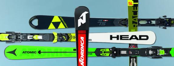 Race Ski inkl. Bdg.