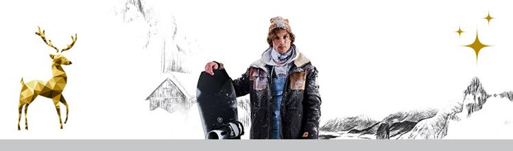 Geschenke für Snowboarder und Splitboarder