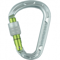 Strike Screw  HMS Carabiners Silver