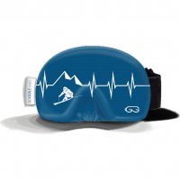 Heartbeat  Skibrillenschutz Skier 2