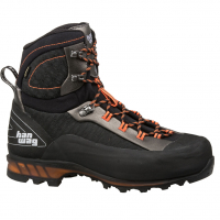 Ferrata II GTX  Bergschuh Black/Orange Herren