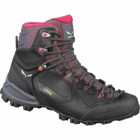 Alpenviolet Mid GTX  Hiking Boots Ombre Blue/Fluo Coral  Women