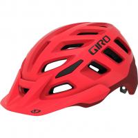 Radix  Bike Helmet Matte Bright Red / Dark Red
