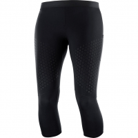 Support Mid  Tights Black Women