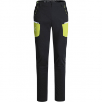Brick  Pants Antracite / Verde Lime Men