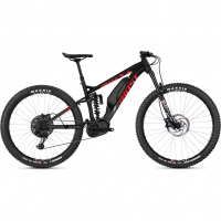 HYB SL AMR S2.7+ AL  E-Bike Night Black/Riot Red/Gray