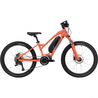 E-Track Junior 24  Kinderbike Orange Kinder