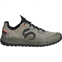 5.10 TRAILCROSS LT  Bike Shoes feather grey / core black / signal coral Men