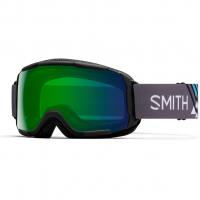 Grom  Ski-/Snowboardbrille Drapli / CP Everyday Green Mirror Kinder