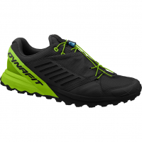 Alpine Pro  Runningschuh Black / DNA Green Herren