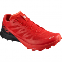 Sense 7 SG  Runningschuh Racing Red / Black Herren
