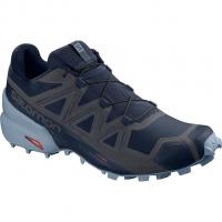 8a9610d29c8 Salomon Speedcross 5 Running Shoes Navy Blazer / Ebony / Bluestone Men