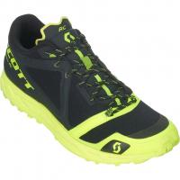 Kinabalu RC  Runningschuh Black/Yellow Herren