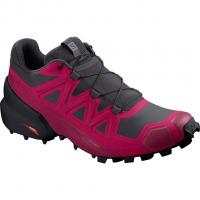 Speedcross 5  Running Shoes Phantom / Cerise / Black Women
