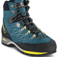 Marmolada Pro HD  Wander- und Trekkingschuh Lakeblue / Lime Herren