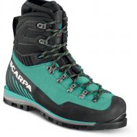 Mont Blanc Pro GTX® W  Mountaineering Boots Green / Blue Women