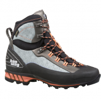 Ferrata II Lady GTX®   Bergschuh Light Grey / Orink Damen