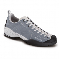 Mojito Leder  Approachschuh Metal Grey Damen