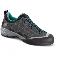 Zen Pro Lady  Approachschuh Shark /Green Blue Damen