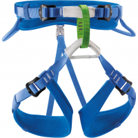 Macchu®  Harness Blau Kids