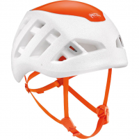 Sirocco  Climbing Helmet Weiss / Orange