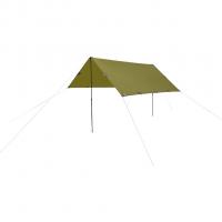 Tarp 3x3m  Zelt Grün