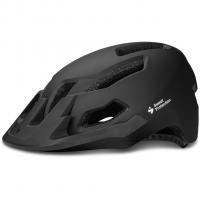 Dissenter  Bike Helmet Matte Black