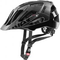 Quatro  Bikehelm Black Mat